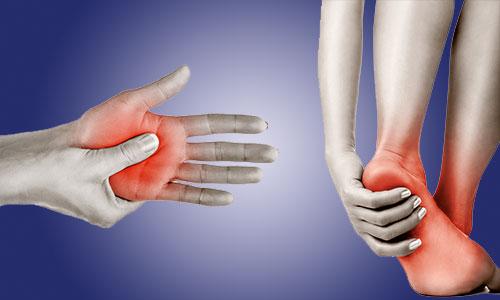 anksioznost i trnci u rukama i nogama