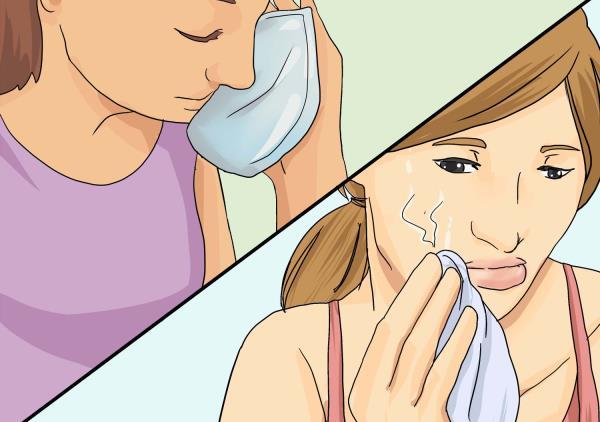 lek za otecene usne