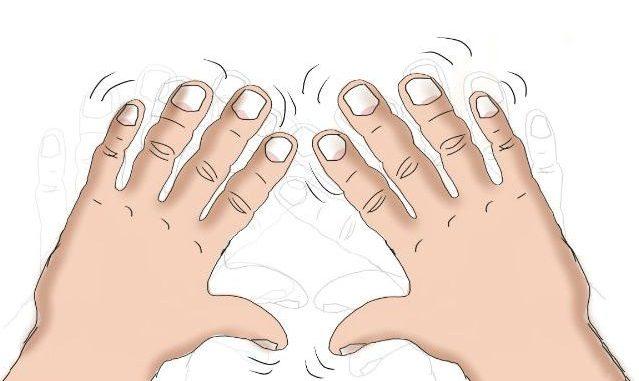 drhtanje ruku