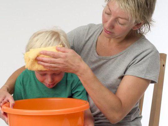 stomacni virus kod dece