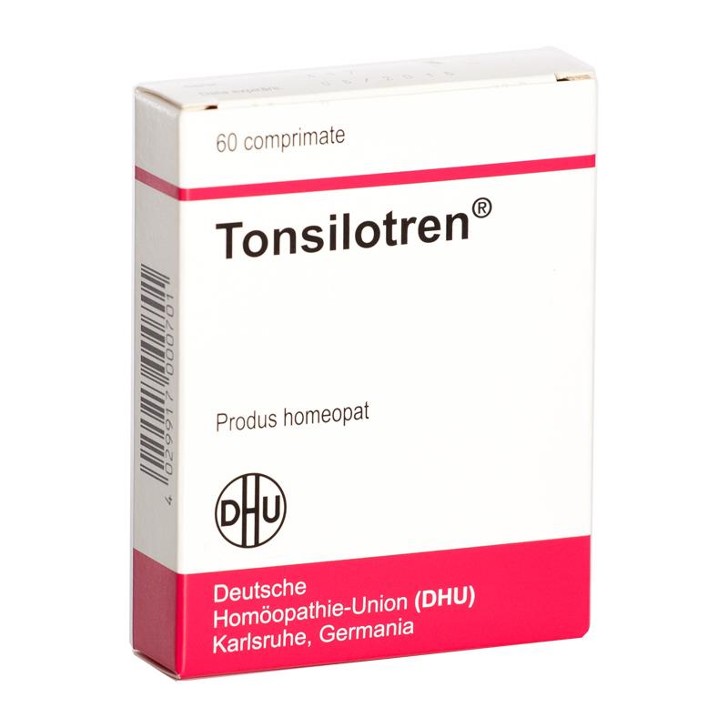 tonsilotren tablete