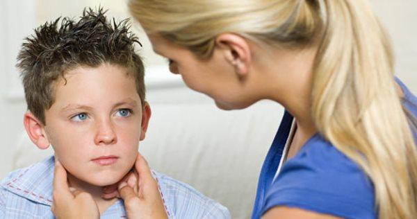 mononukleoza kod dece