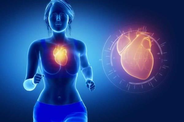 probadanje oko srca