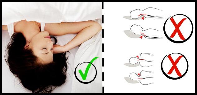 ukocen vrat od spavanja