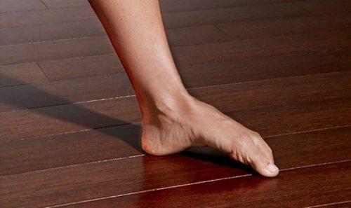 vezbe za stopala