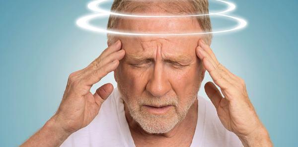 vrtoglavica i pritisak u glavi