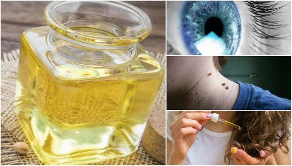 ricinusovo ulje kao lek