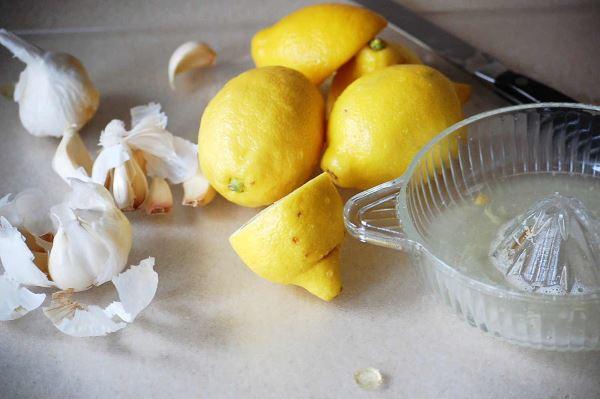 beli luk i limun za holesterol