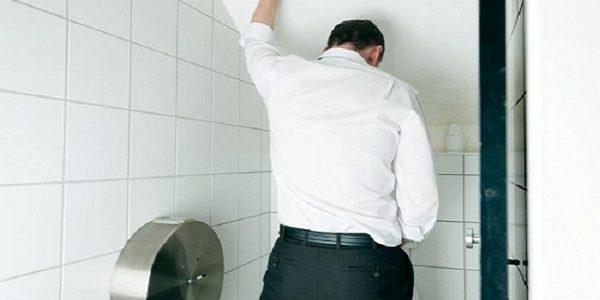 bolno mokrenje pri kraju