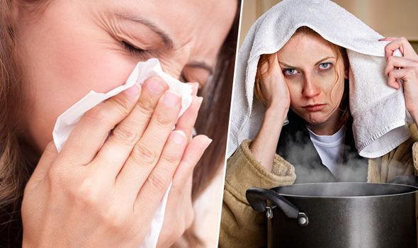 kako odcepiti zacepljen nos