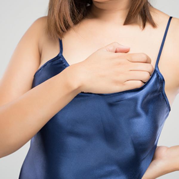 svrab dojke